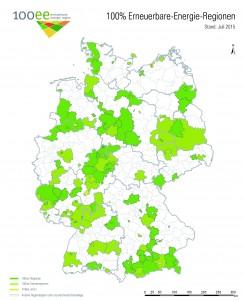 図B:ドイツのエネルギー事情(出典:http://www.100-ee.de/)